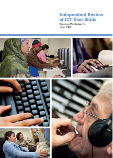 Independent Review of ICT User Skills Report
